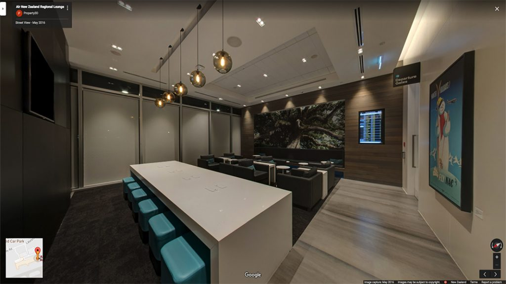 Google virtual tour example